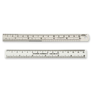 photograph about Printable Pd Ruler named Plastic PD