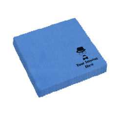 Deluxe Custom Printed Microfiber Cloths